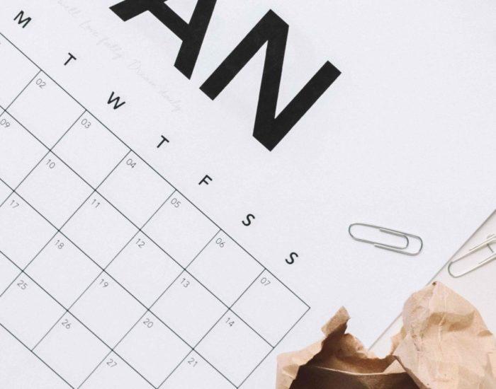 Social Media Calendar - Feed Digital